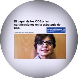El papel de los ODS y las certificaciones en la estrategia de RSE